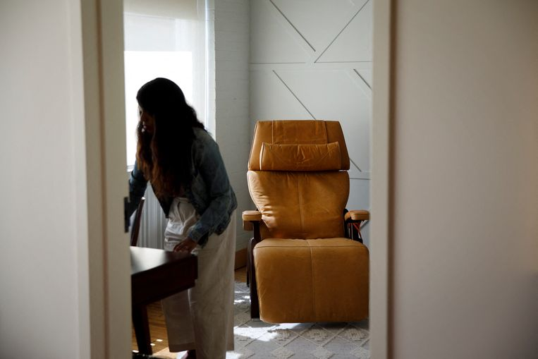 Een kliniek waar de ketaminebehandeling al gebruikt wordt Beeld Hollandse Hoogte / AFP