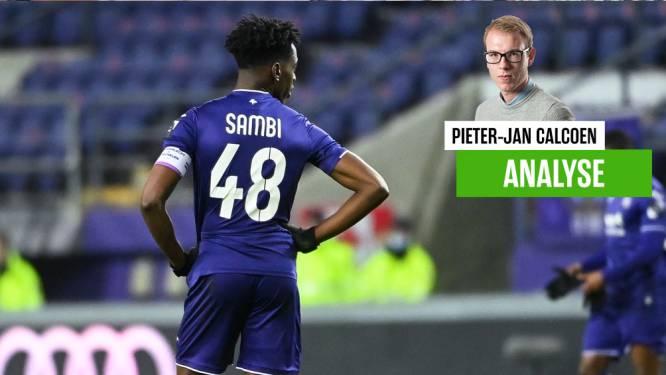 """Het blunderboek van Anderlecht werd tegen KV Mechelen nog wat dikker: """"Morgen is iedereen Buffalo in het Lotto Park"""""""