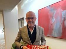 NEC-directeur Van Schaik neemt pak chocolade mee naar Bruls: 'Meneer Bruls, have a break have a KitKat'
