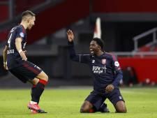 Menig neemt revanche op Ajax met twee treffers: 'Als ik terug kom, doe ik het maar zo'