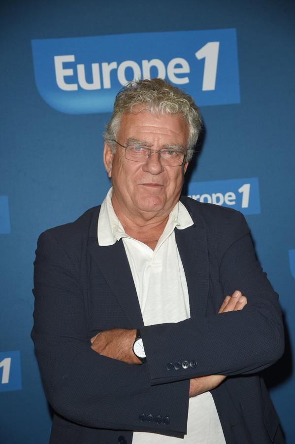 Olivier Duhamel, le beau-père de Camille
