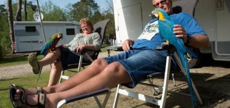 Camperaars in Beekbergen klaar voor lucratieve zomer