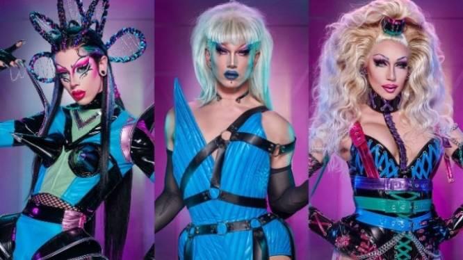 """Vlaamse dragqueen wint tweede seizoen 'Drag Race Holland': """"Dit is niet te geloven!"""""""
