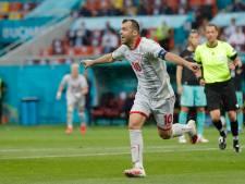 37-jarige Pandev bijna oudste doelpuntenmaker ooit op EK