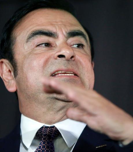 Gevallen Nissan-topman Ghosn verzet zich tegen langer voorarrest