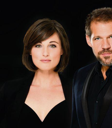 René en Brigitte doen het samen: musical in tijden van corona in Gemert, Eindhoven en Veldhoven