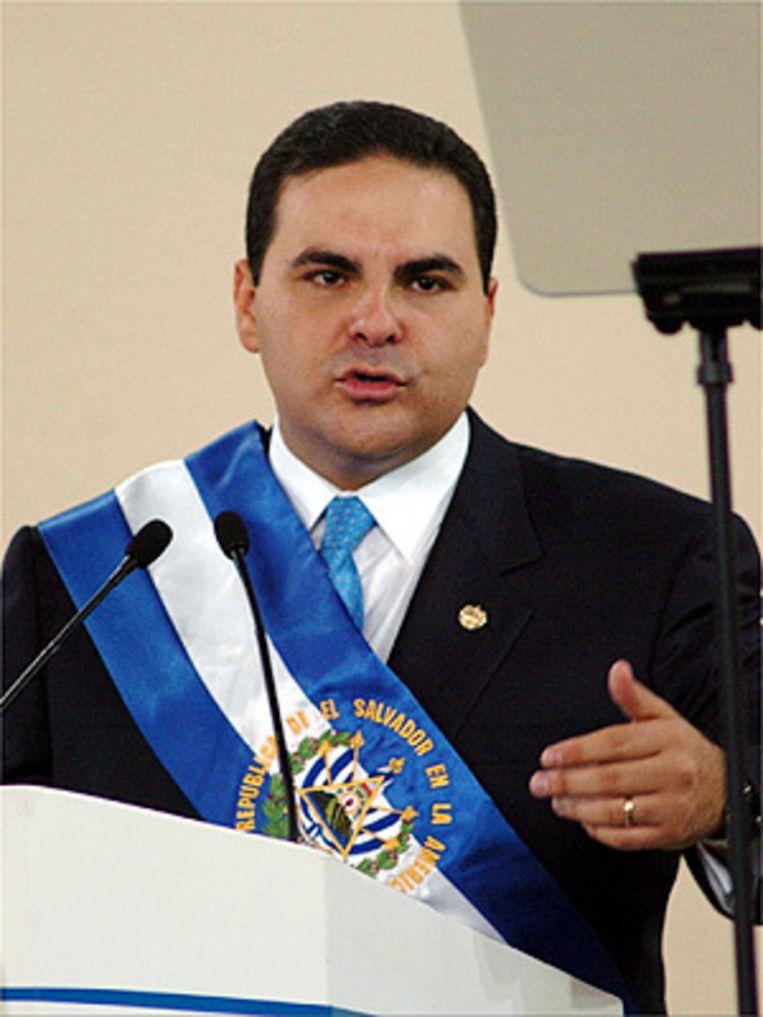 Elias Antonio Saca, voormalig president van El Salvador, moet bovendien 260 miljoen dollar terugbetalen.