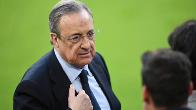 """Florentino Perez dit vouloir régler le dossier Mbappé """"en janvier""""... puis rétropédale"""