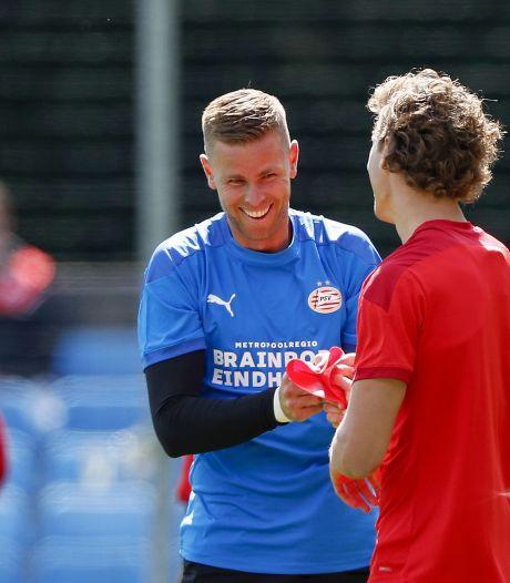 Willem II legt doelman Robbin Ruiter (33) voor twee seizoenen vast, woensdag keuring