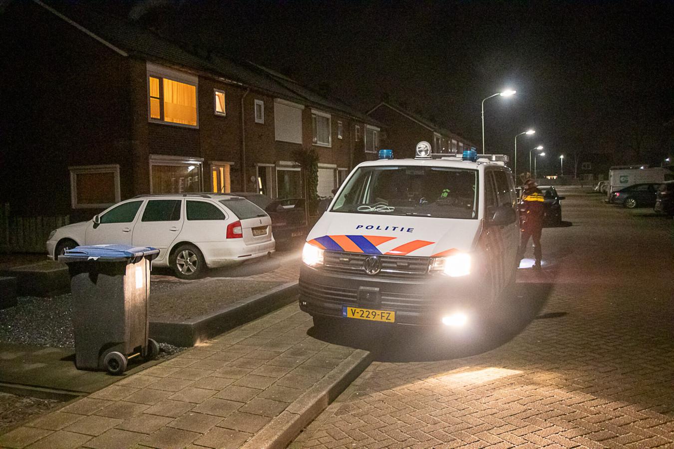 Woningoverval in Werkendam.