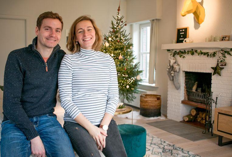 """Anton en Roxane in hun nieuwe huis: """"Het was een avontuur, maar we zouden het meteen opnieuw doen."""""""