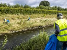 Natuurmonumenten begonnen met schoonmaak langs beken en Maas