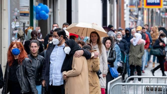 Gevaccineerden krijgen al na één prik meer vrijheden in Oostenrijk