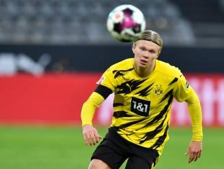Borussia Dortmund laat topscorer Haaland revalideren in Qatar