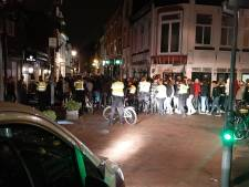 Burgemeester Harderwijk over onlusten: 'lastig inschatten hoeveel jongeren naar Strandeiland zouden komen'