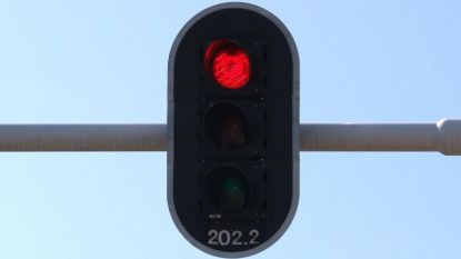 Hardrijders in Bulestraat worden gestraft met rood licht: werken starten woensdag