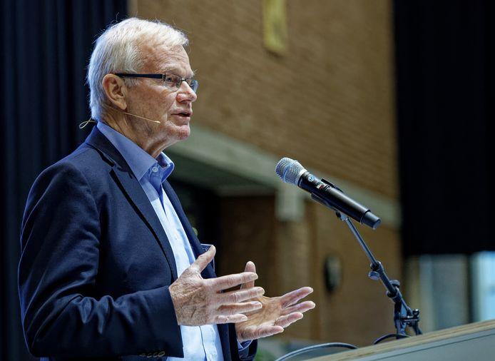 Leo Bisschops,  voorzitter van KBO-Brabant.