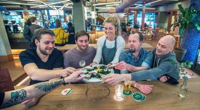 De Foodhallen in Den Haag