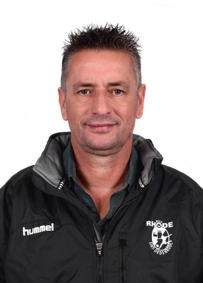 Rhode-coach Theo van Lieshout.