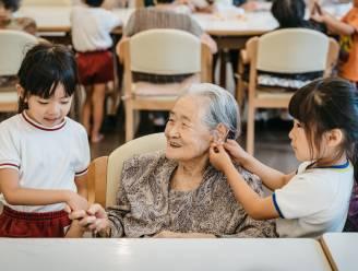 Aantal kinderen bereikt nieuw laagterecord in vergrijsd Japan
