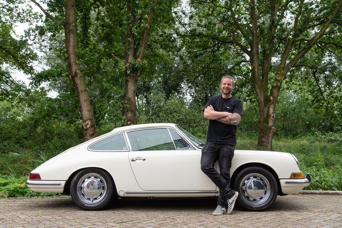 Niels Timmerman - serie 'Keiverliefd op mijn auto' verslag: Lutske Bonsma
