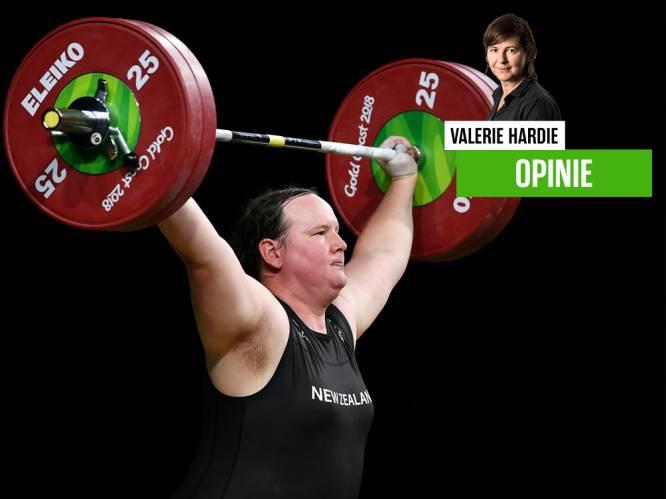 """""""De samenleving mag dan al klaar zijn voor transgenders, de sportwereld is dat nog niet"""""""