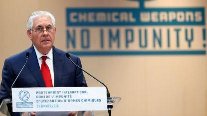 """VS: """"Assad gebruikt mogelijk nog steeds chemische wapens"""""""