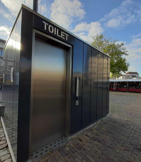 Zutphen kijkt naar toilet in binnenstad: 'Als stad zijn we op dit moment niet gastvrij'