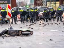 Inschattingsfouten, botte pech of ongekende agressie: waar ging het fout bij ontspoorde rellen in Eindhoven?