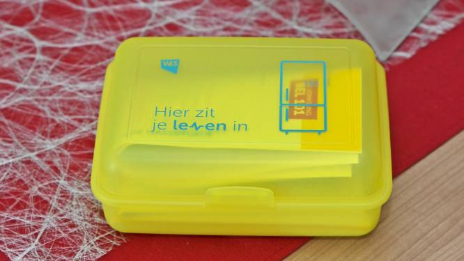 ELZ Baldemore introduceert gele doos voor senioren en chronisch zieken