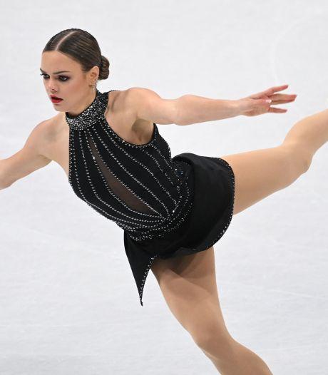 Mondiaux de patinage artistique: Loena Hendrickx cinquième après le meilleur programme libre de sa carrière