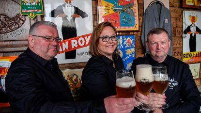 Kleindochter herlanceert Van Roy-bier