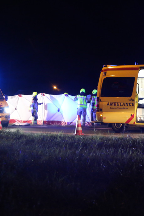 Man (54) uit Sluiskil overleden na eenzijdig ongeval