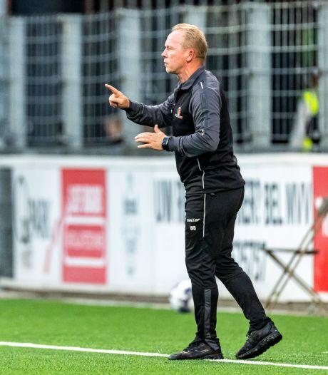 Boessen op zoek naar eerste succes met Helmond Sport: 'Maar geen reden tot wisselen'