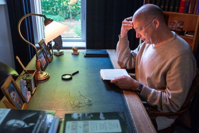 Rob Riemen, oprichter van het Nexus Intituut in Tilburg.