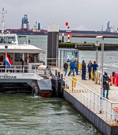 Passagiers balen van wegvallen Fast Ferry: 'Doodzonde als dit verdwijnt'