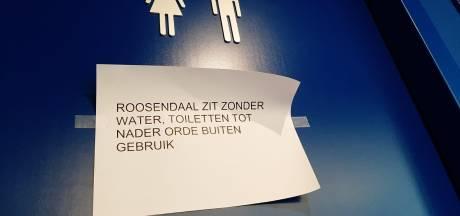 Lege kelders waren de oorzaak van waterstoring in Roosendaal en Nispen