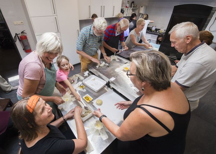 In wijkvoorziening 't Doesgoor worden allerlei maatschappelijke activiteiten gehouden, zoals kookworkshops in 2018 tijdens Kleurrijk in de Hof. Binnenkort komt er een beweegpark.