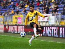 El Allouchi over spelen in een leeg stadion: 'Vooral voor NAC is dat een klap, maar wij moeten gewoon winnen'