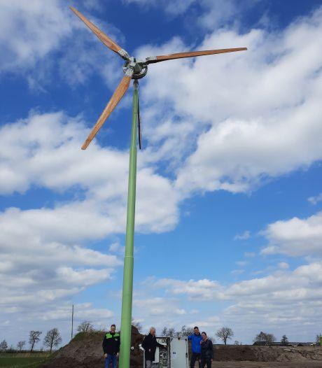 Ook kleine windmolens mogen binnenkort in Zaltbommel