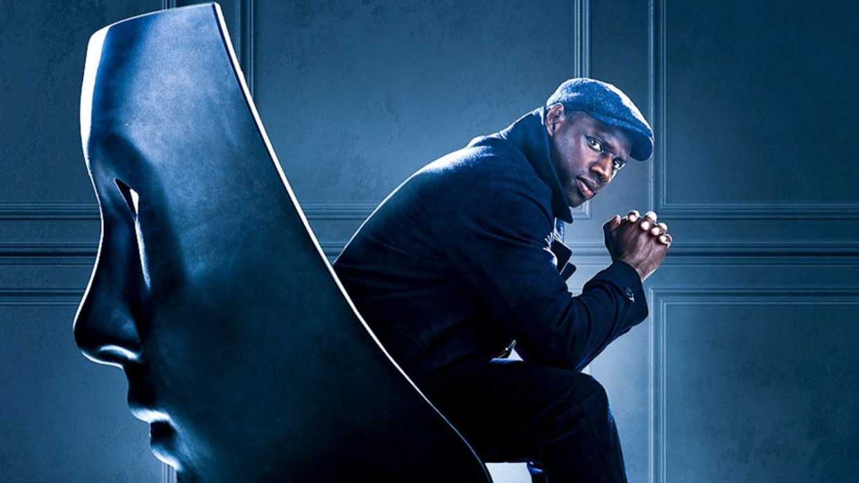 Omar Sy in 'Lupin'. Beeld Netflix