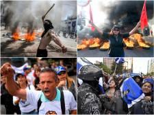 Een heel continent met boze burgers: wat is er aan de hand in Zuid-Amerika?