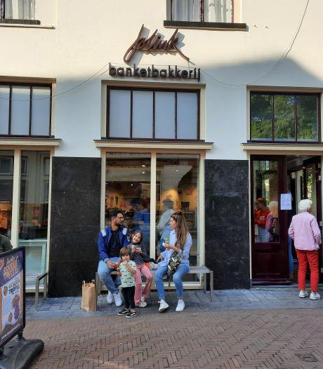 Stroom valt uit in groot deel Zutphen: bakker ziet ijs langzaam smelten