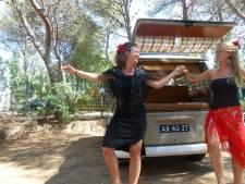 Campergirls: Op zoek naar het geheim van de Sardana