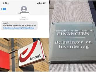 Ook Test Aankoop waarschuwt voor phishingberichten in naam van bpost én van FOD Financiën