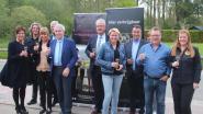 Champagnefeesten tijdens Hemelvaartweekend in 'de keirk' ten voordele van Akabe-scoutsgroep