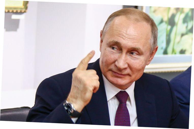 Poetin Beeld