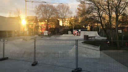Extra coronamaatregel: skatepark en speelpleinen afgesloten