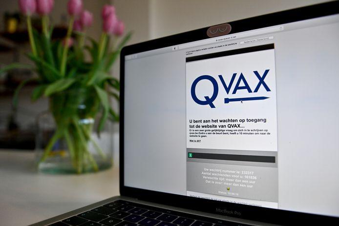 Illustratiebeeld Qvax