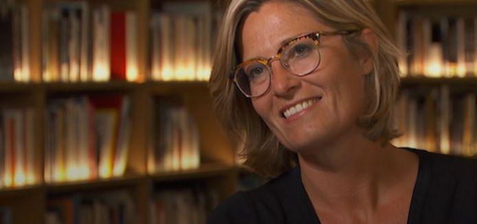 Hoofdredacteur Martha Riemsma